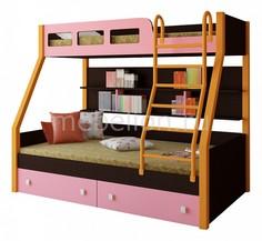 Кровать двухъярусная Рио РВ Мебель