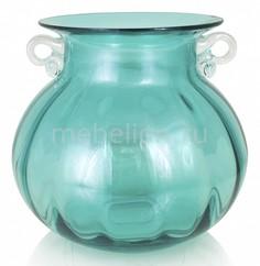 Ваза настольная (18 см) Aquamarine 241166 Home Philosophy
