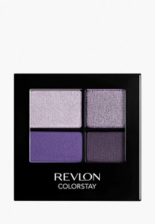 Тени для век Revlon Четырехцветные Colorstay Eye16 Hour Eye Shadow Quad Seductive 530