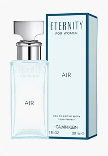 Парфюмерная вода Calvin Klein Eternity, 30 мл