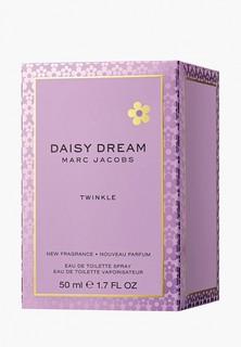 Туалетная вода Marc Jacobs Daisy Dream Twinkle, 50 мл