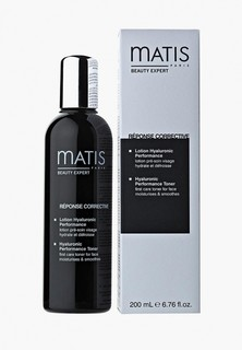 Лосьон для лица Matis тонизирующий с гиалуроновой кислотой 200 мл