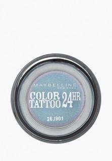 """Тени для век Maybelline New York """"Color Tattoo 24 часа"""" оттенок 87 Загадочный сиреневый 4 мл"""