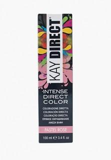 Краска для волос KayPro прямого действия KAY DIRECT пастель розовый 100 мл.