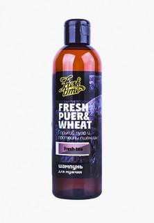 Шампунь LCosmetics Lcosmetics Fresh tea Горький пуэр и протеины пшеницы, 250 мл