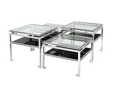 Комплект столиков (4 шт) Eichholtz