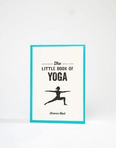 Книга The Little Book of Yoga (Маленькая книга о йоге - Мульти Books