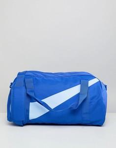 Синяя спортивная сумка Nike - Синий
