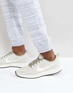 Белые кроссовки Nike Dualtone Racer Premium 924448-005 - Белый