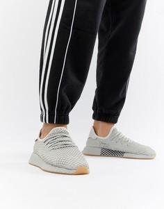 Серые кроссовки adidas Originals Deerupt Runner CQ2628 - Серый