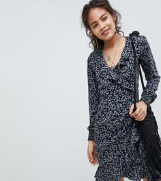 Свободное платье Vero Moda Tall Henna - Черный