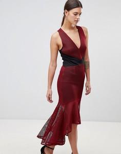 Платье Forever Unique - Красный