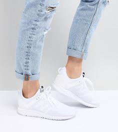 Белые кроссовки New Balance 247 - Серый