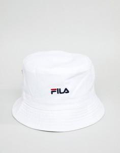 Белая панама Fila Baxter - Белый