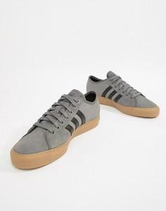 Серые кроссовки adidas Skateboarding Matchcourt RX CQ1128 - Серый