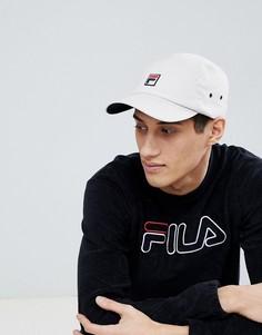 5-панельная кепка с логотипом Fila Rainey - Бежевый