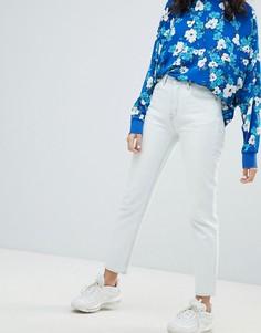 Джинсы в винтажном стиле Weekday Seattle - Синий
