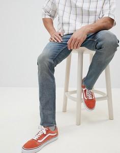 Узкие синие джинсы Cheap Monday - Синий