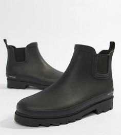 Резиновые ботинки челси Matt & Nat - Черный