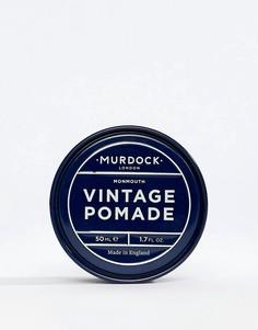 Воск для укладки Murdock London Vintage Pomade - 50 мл - Бесцветный