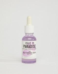 Капли-автозагар Isle of Paradise - Темный - Бесцветный