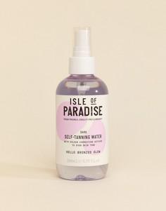 Автозагар на водной основе Isle of Paradise Self - Темный - Бесцветный
