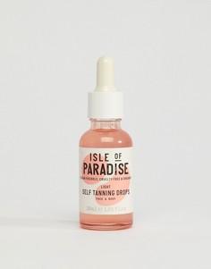 Капли-автозагар Isle of Paradise — Светлый - Бесцветный