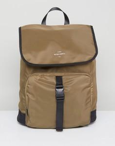 Нейлоновый рюкзак Peter Werth Nason - Зеленый