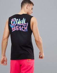 Пляжная майка с принтом ONeill - Черный Oneill