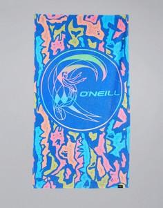 Полотенце с логотипом ONeill - Синий Oneill