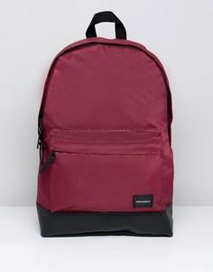 Бордовый рюкзак ASOS DESIGN - Красный