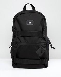 Черный рюкзак Vans Authentic III VA2WNVS6C - Черный