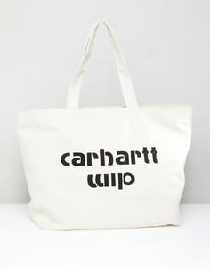 Сумка для покупок Carhartt - Кремовый