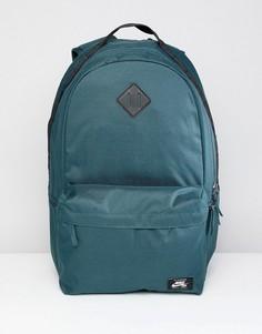 Синий рюкзак Nike SB Icon BA5727-328 - Синий