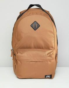Бежевый рюкзак Nike SB Icon BA5727-234 - Бежевый