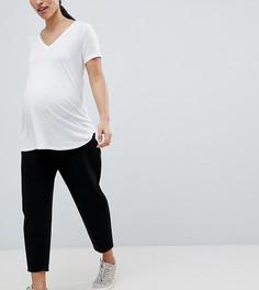 Черные джинсы бойфренда ASOS DESIGN Maternity - Черный