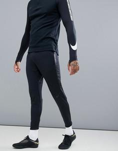 Черные джоггеры Nike Football Training Squad Dry Drill 859225-011 - Черный