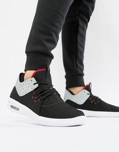 Черные кроссовки Nike Jordan First Class AJ7312-002 - Черный