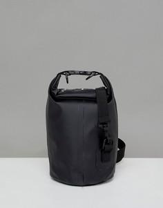 Черная непромокаемая сумка Protest Powick - Черный