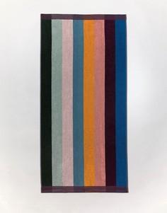 Пляжное полотенце в полоску Paul Smith - Мульти