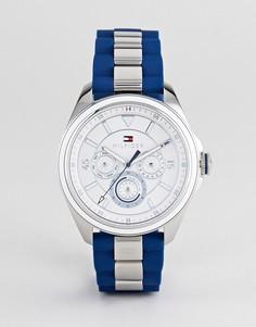 Серебристые часы Tommy Hilfiger Darcy - Серебряный