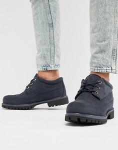 Темно-синие броги Timberland x Engineered Garments - Черный