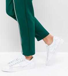 Белые кроссовки Nike Blazer - Белый