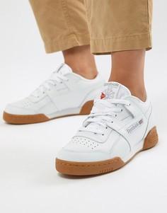 Кроссовки на резиновой подошве Reebok Classic Workout - Мульти