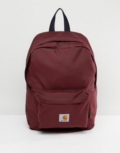 Рюкзак ягодного цвета Carhartt - Красный
