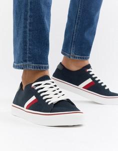 Темно-синие кроссовки Tommy Hilfiger - Темно-синий