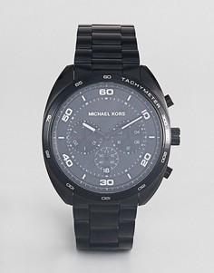 Наручные часы-хронограф Michael Kors MK8615 Dane - Черный