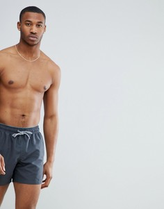 Серые шорты для плавания Esprit - Серый
