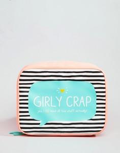 Дорожная сумка Happy Jackson Girly Crap - Мульти
