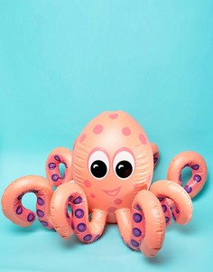 Надувной матрас в форме осьминога с разбрызгивателем Sunnylife - Мульти